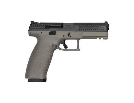 CZ-USA CZ P-10 F (Low Capacity) 9mm Pistol, FDE - 01541