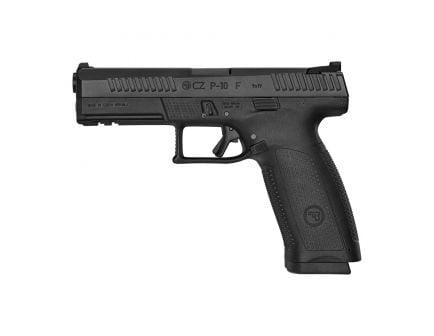 CZ-USA CZ P-10 F (Low Capacity) 9mm Pistol, Blk - 01540