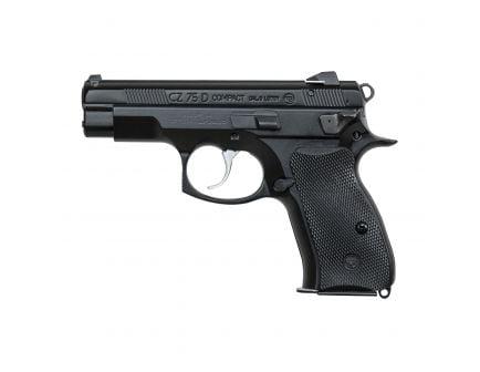 CZ-USA CZ 75 PCR (Low Capacity) 9mm Pistol, Blk - 01194