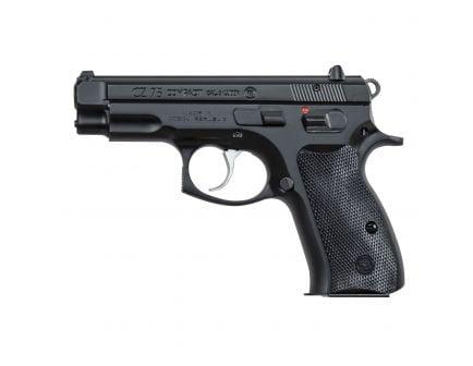 CZ-USA CZ 75 Compact (Low Capacity) 9mm Pistol, Blk - 01190