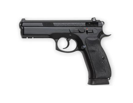 CZ-USA CZ 75 SP-01 (Low Capacity) 9mm Pistol, Blk - 01152