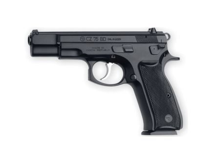 CZ-USA CZ 75 BD (Low Capacity) 9mm Pistol, Blk - 01130