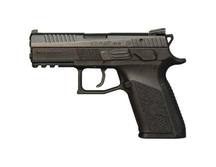 CZ-USA CZ P-07 (Low Capacity) 9mm Pistol, Blk - 01086