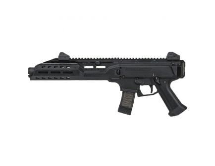 CZ-USA CZ Scorpion EVO 3 S1 9mm AR Pistol w/ Flash Can (Low Capacity), Blk - 01353