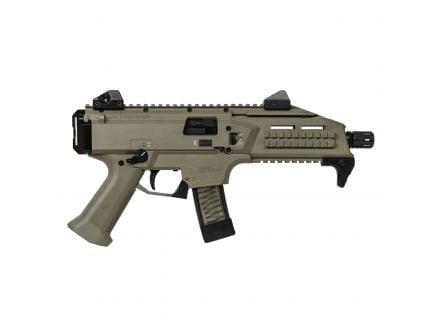 CZ-USA CZ Scorpion EVO 3 S1 FDE (Low Capacity) 9mm AR Pistol, Blk - 01352