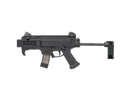 CZ-USA CZ Scorpion EVO 3 S2 Micro 9mm AR Pistol w/ Brace (Low Capacity), Blk - 01348