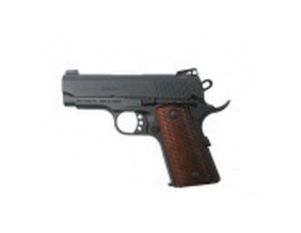 European American Armory Officer 9mm Pistol, Blk - 390045