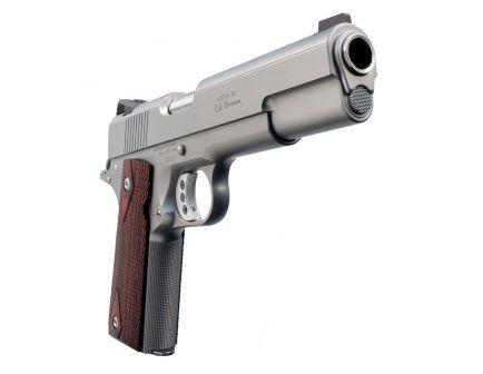 Ed Brown Executive Elite .45 ACP Pistol, SS - E18-SS