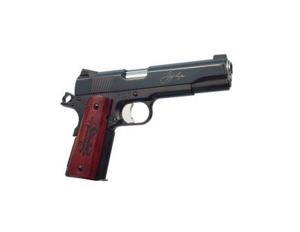 Ed Brown Jeff Cooper Commemorative JC19-BB .45 ACP Pistol w/ Case, Blue - JC19-BB+PKG