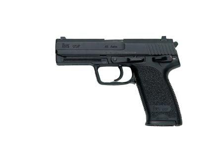 Heckler & Koch USP40 (V7) LEM .40 S&W Pistol, Blk - M704007A5