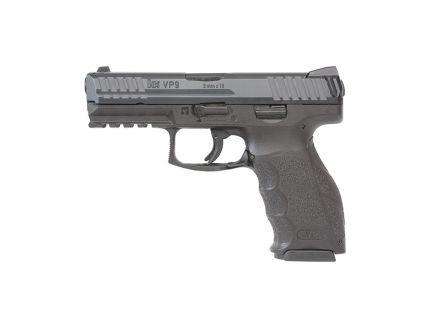 Heckler & Koch VP9 9mm Pistol w/ Green Crimson Trace Laserguard, Blk - 81000381