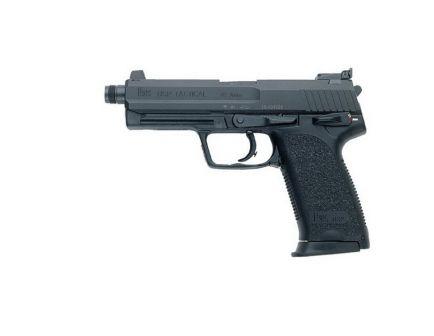 Heckler & Koch USP9 Tactical (V1) 9x19mm Pistol, Blk - 709001TA5