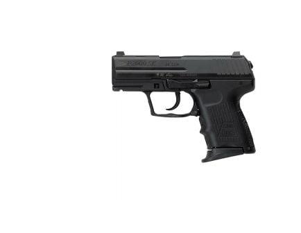 Heckler & Koch P2000 SK (V2) LEM 9x19mm Pistol, Blk - 709302A5