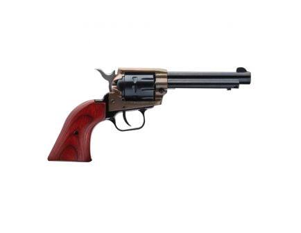 "Heritage Manufacturing Rough Rider 4.75"" .22lr Small Bore Revolver, Blue - RR22999CH4"