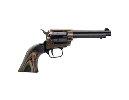 """Heritage Manufacturing Rough Rider 4.75"""" .22lr Small Bore Revolver, Simulated Case Hardened - RR22CH4"""