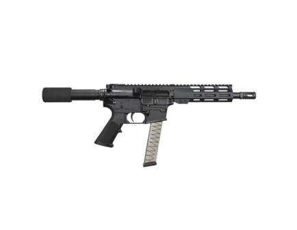 Inter Ordance M215-ML7 9mm AR Pistol, Blk - IO9MM2022BR