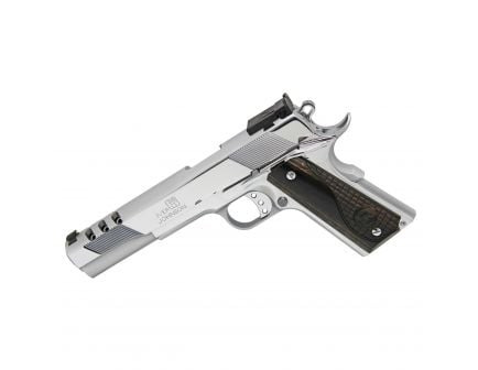 Iver Johnson Arms 1911 Eagle Deluxe 10mm Pistol, High Polished Bright Chrome Plated - EAGLEXLC10