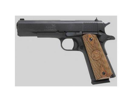 Iver Johnson Arms 1911 .45 ACP Pistol, Matte Blue - 1911A1