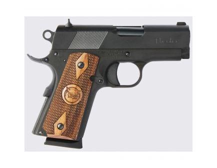 Iver Johnson Arms 1911 Thrasher Officer .45 ACP Pistol, Matte Blue - THRASHER