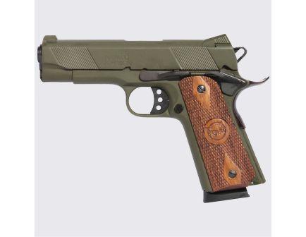 Iver Johnson Arms 1911 Hawk Commander .45 ACP Pistol, OD Green - HAWK