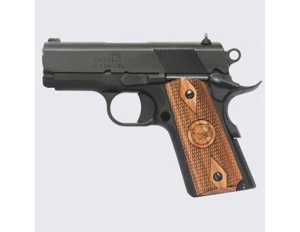 Iver Johnson Arms 1911 Thrasher Officer 9mm Pistol, Blue - THRASHER9