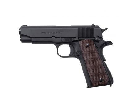 "Auto Ordnance 1911 4.25"" .45 ACP Pistol, Blk - 1911BKOC"