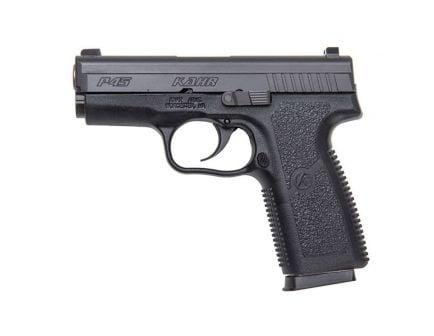 Kahr Premium Series P45 .45 ACP Pistol, Blk - KP4544N