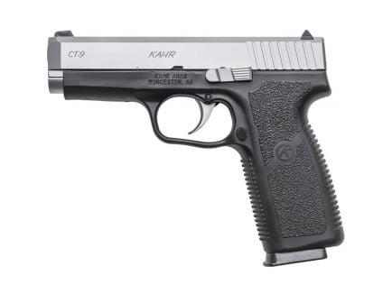 Kahr Valve Series CT9 9mm Pistol, Blk - CT9093N