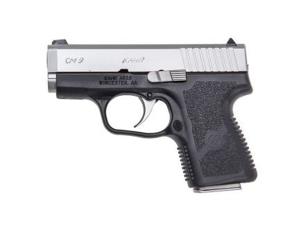 Kahr Valve Series CM9 9mm Pistol, Blk - CM9093N
