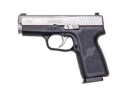 Kahr Premium Series P9 9mm Pistol, Blk - KP9093NA