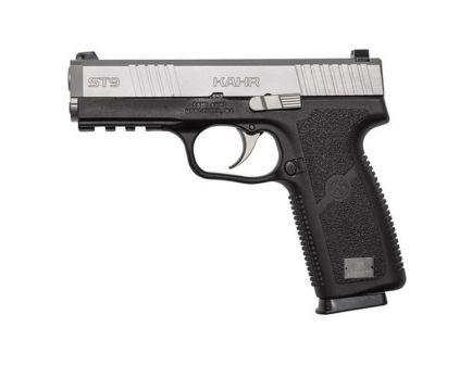 Kahr S9 9mm Pistol, Blk - S9093