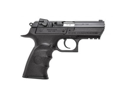 Magnum Research Baby Eagle III Semi-Compact .40 S&W Pistol, Textured Black - BE94133RSL