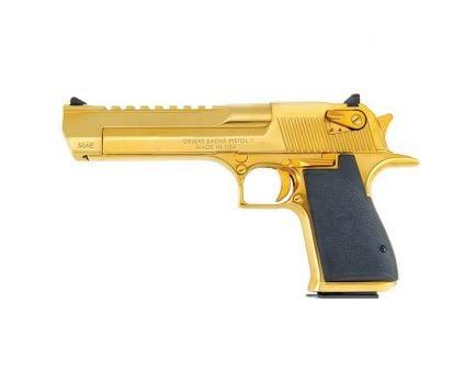 Magnum Research Desert Eagle Mark XIX .44 Mag Pistol, Titanium Gold - DE44TG