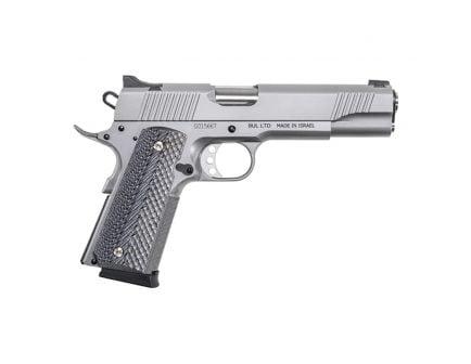Magnum Research Desert Eagle 1911 G .45 ACP Pistol, Matte Stainless Steel - DE1911GSS