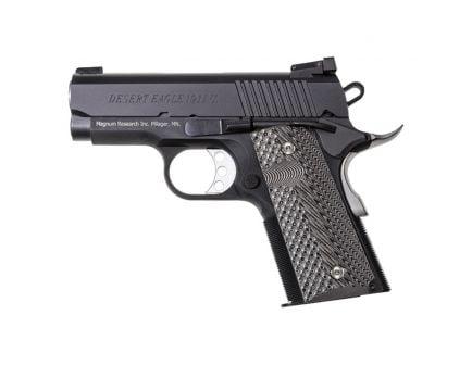 Magnum Research Desert Eagle 1911 U .45 ACP Pistol, Hardcoat Anodized Alloy - DE1911U