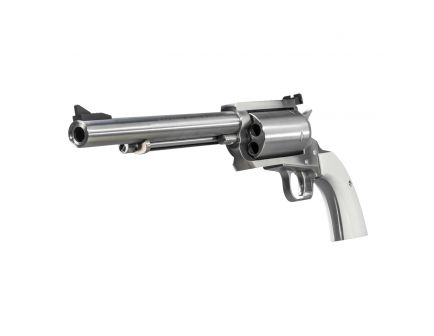 """Magnum Research BFR 10"""" .45-70 Revolver, Brushed Stainless Steel - BFR45-70B"""