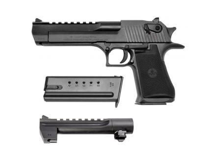 Magnum Research Desert Eagle Mark XIX .50 AE Pistol, Black Oxide - DE50WB6