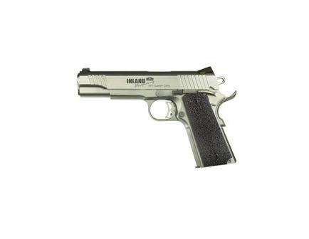 Inland 1911 Custom Carry .45 ACP Pistol, Stainless - ILM1911TC