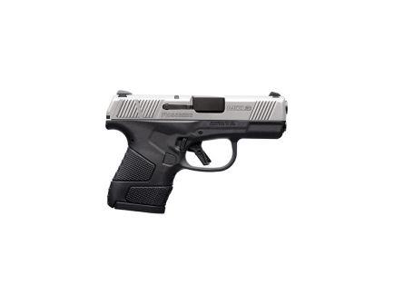Mossberg MC1sc Two-Tone Subcompact 9mm Pistol, Matte Black - 89008