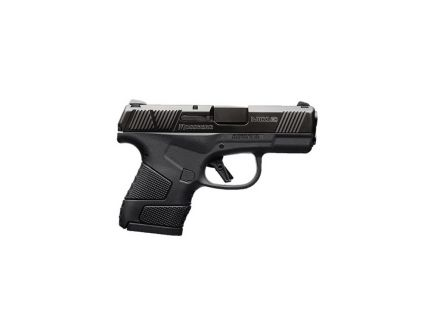 Mossberg MC1sc Two-Tone Subcompact 9mm Pistol, Matte Black - 89006