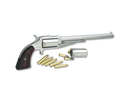 North American Arms The Earl .22 Mag/.22lr Revolver, SS - 18606C