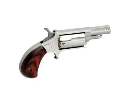 "North American Arms Small 1.63"" .22 Mag/.22lr Revolver, SS - 22MCP"