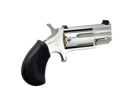 North American Arms Pug Compact .22 Mag Revolver, SS - PUGTP