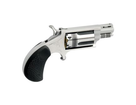 North American Arms Wasp Small.22 Mag Revolver, SS - NAA-22MS-TW
