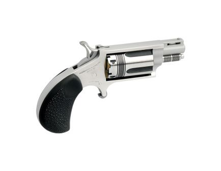 North American Arms Wasp Small .22 Mag/.22lr Revolver, SS - 22MSCTW