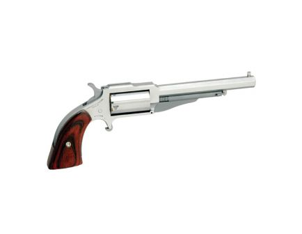 """North American Arms The Earl Small 4"""" .22 Mag Revolver, SS - 18604"""