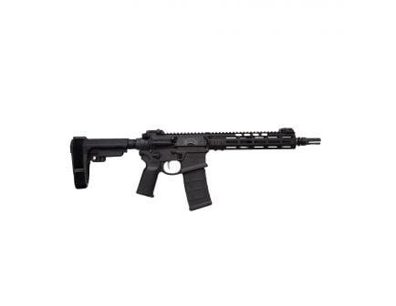 Noveske Gen 4 Space Invader 9mm AR Pistol, Cerakote Black - 02000825
