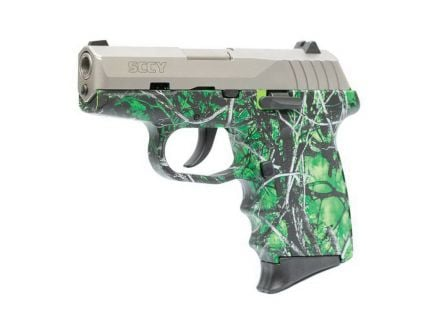 SCCY CPX-2 9mm Pistol, Moon Shine Toxic - CPX2TTMT