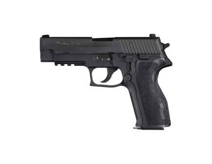 Sig Sauer P226 Nitron Full-Size Full .40 S&W Pistol, Hardcoat Anodized Black - 226R40BSS