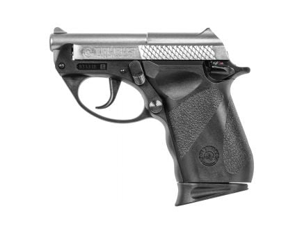 Taurus 22 Poly Subcompact .22lr Pistol, Blk - 1-220039PLY